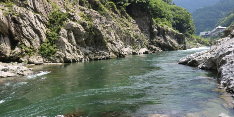 四國景點 祖谷秘境大步危峽與祖谷友誼公園