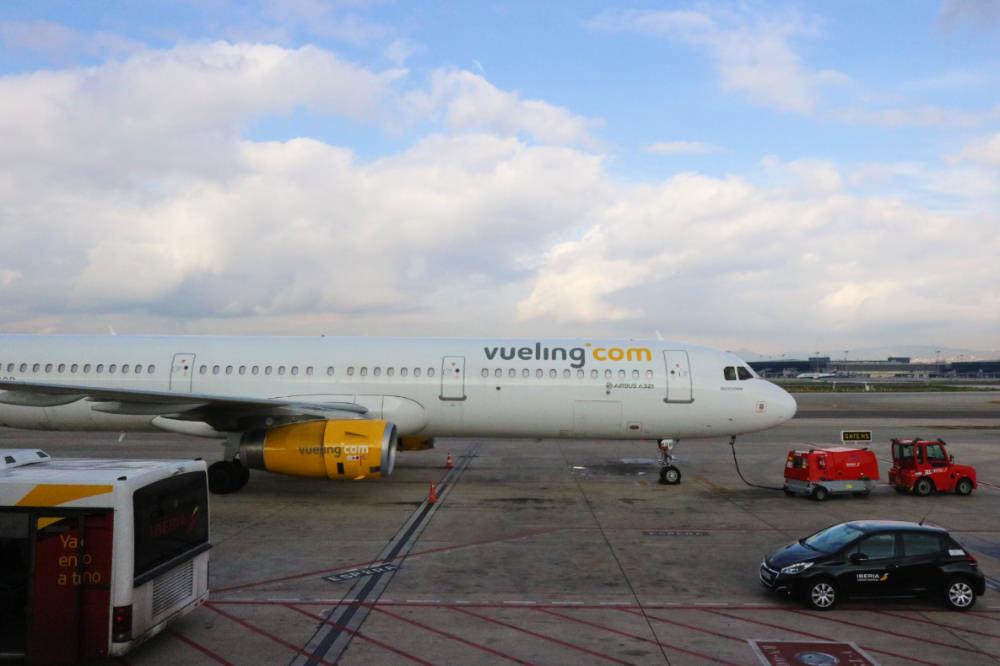 西班牙伏林航空 Vueling報到搭乘行李注意廉價航空 - 老蝦不負責任的人生紀錄