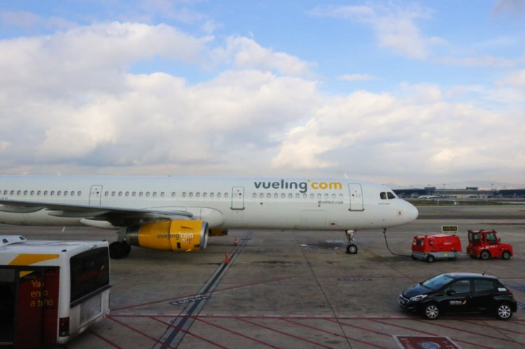 西班牙伏林航空 Vueling報到搭乘行李注意廉價航空