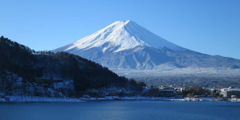 專欄 | 河口湖交通、住宿、行程一篇搞定! 一覺醒來富士山就在眼前!