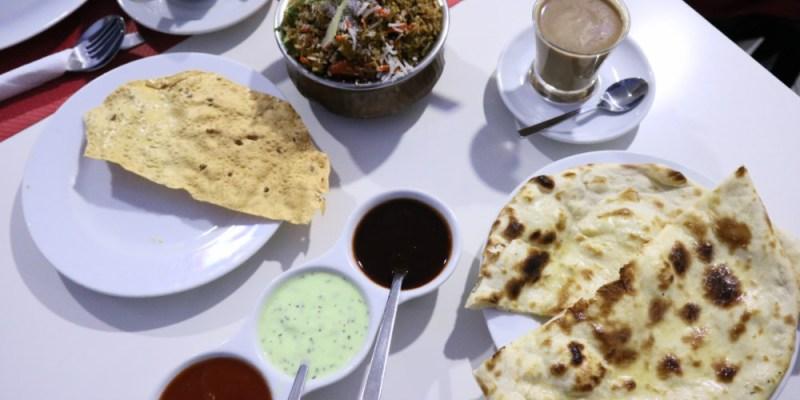 巴塞隆納美食 異國風 人氣印度料理 Swagatam