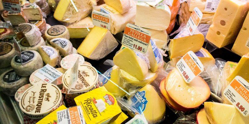 《西班牙美食》西班牙起司經典滋味 羊奶系列印象破表
