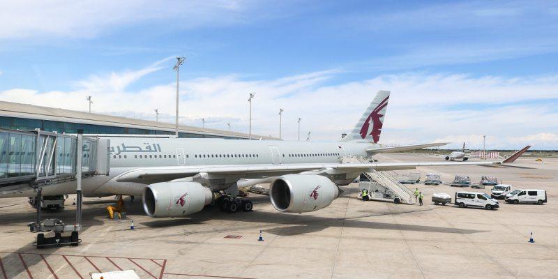 西班牙卡達航空飛歐洲 香港轉杜哈搭乘評價心得