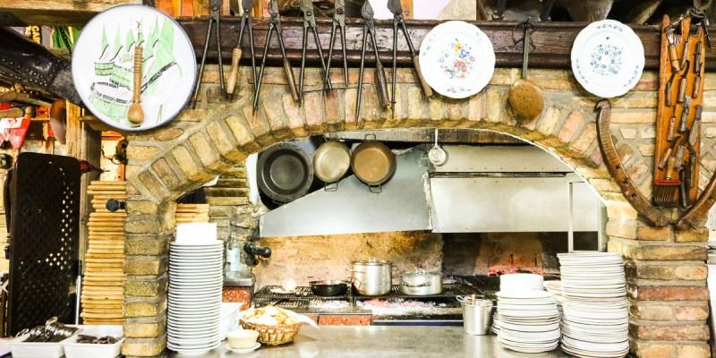 西班牙薩拉戈薩 在地料理羊腿餐廳弗艾葉El Fuelle