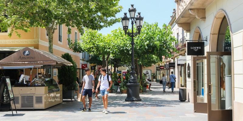 巴塞隆納Outlet 羅卡購物村La Roca折扣季血拼心得交通策略