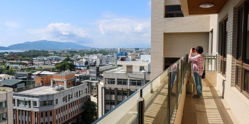 花蓮福康飯店交通方便房間新早餐豐盛尤適合家族長輩旅行