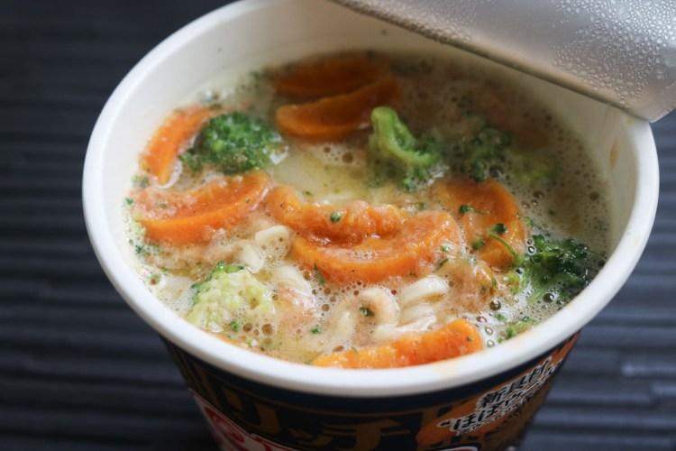 日清海膽杯麵好吃嗎 為泡麵寫下新的一頁(哪裡買