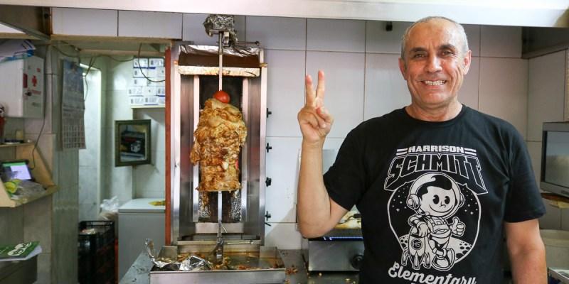 格拉納達美食推薦!沙威瑪土耳其烤肉天天吃都不膩誰能拒絕烤肉