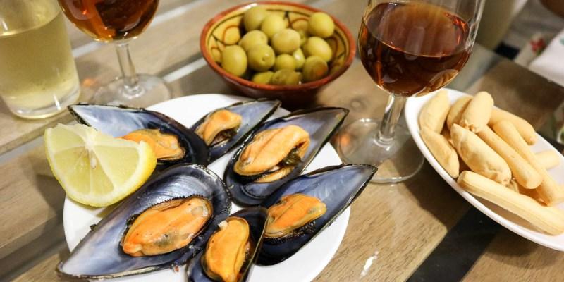西班牙赫雷斯 雪利酒故鄉最棒小酒館Tabanco MARIÑIGUEZ