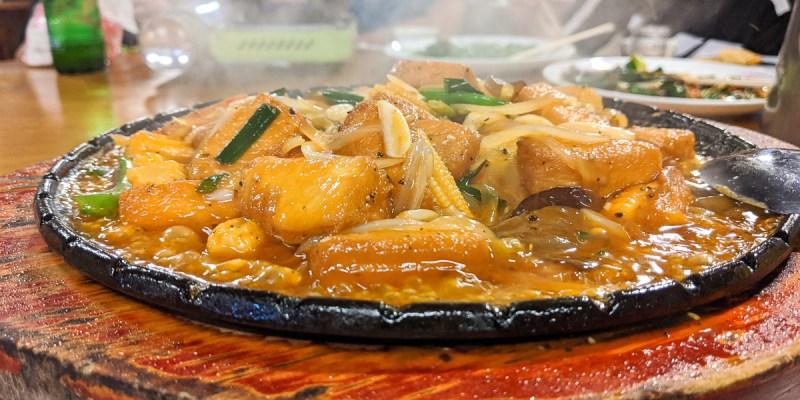 羅東年年小館 在地司機推薦宜蘭風味餐下山來吃慶功宴超棒