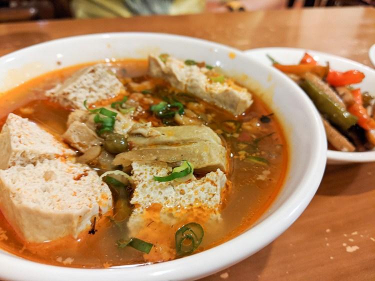 宜蘭羅東 菜根香麵粥舖 羅東特色美食小吃激推麻辣豆腐