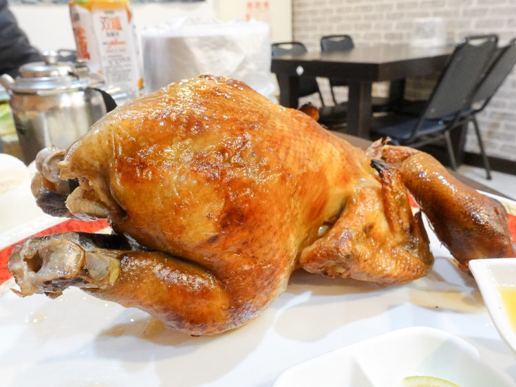 桃園台灣窯烤雞 假日多人聚餐烤雞平價高CP