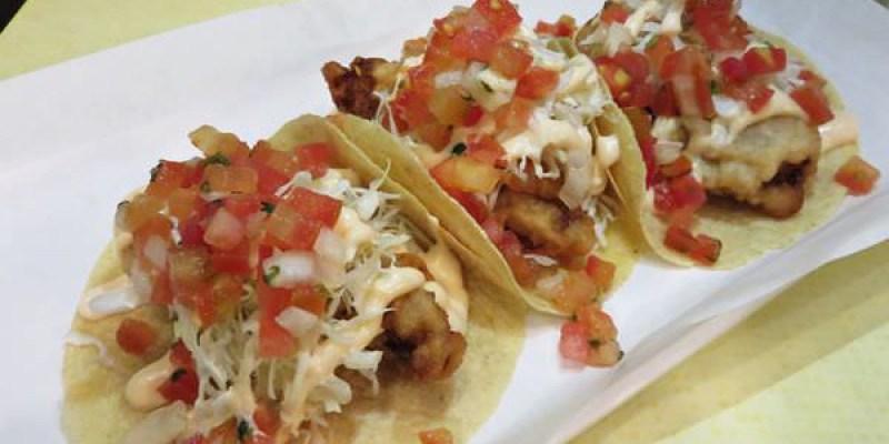 《台北》Macho Tacos 瑪丘墨式餅舖 Bravo Fish Tacos!!!!