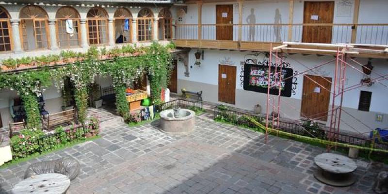 祕魯庫斯科旅館 Pariwana hostel 背包客聚集的歡樂氣氛