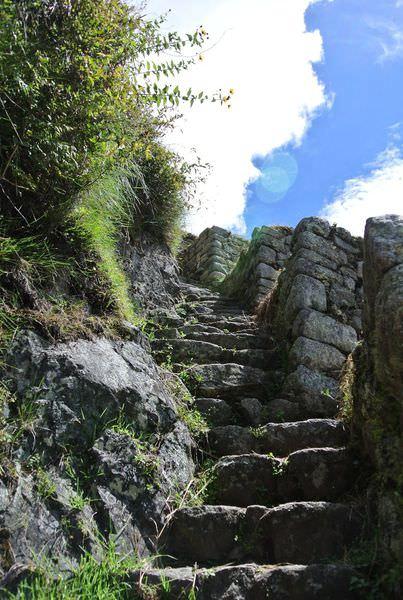 祕魯庫斯科印加古道兩天一夜 讓我們朝馬比丘前進 (1st Day中)