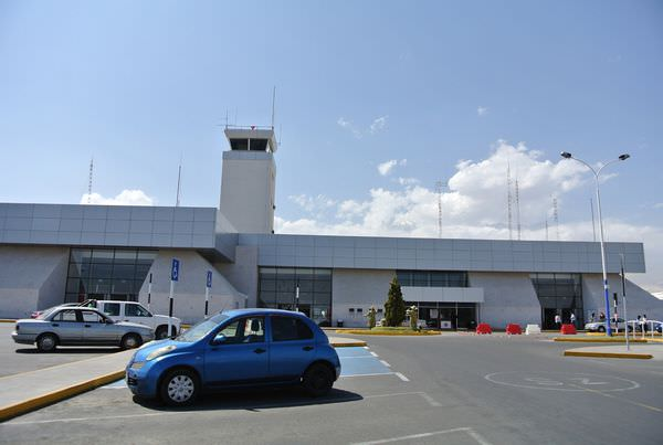 《南美》祕魯。白色城市。Arequipa。機場 Rodríguez Ballón International Airport