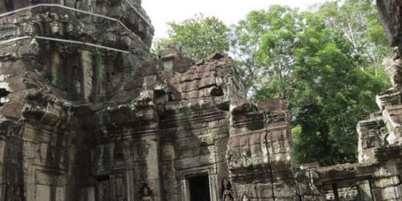 吳與倫比。柬埔寨。Banteay kdei 斑黛喀蒂寺 風華絕代