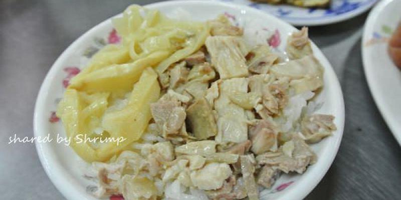 台北內湖 737巷 火雞發。嘉義火雞肉飯 看到雞肉丁塊就覺得誠意十足