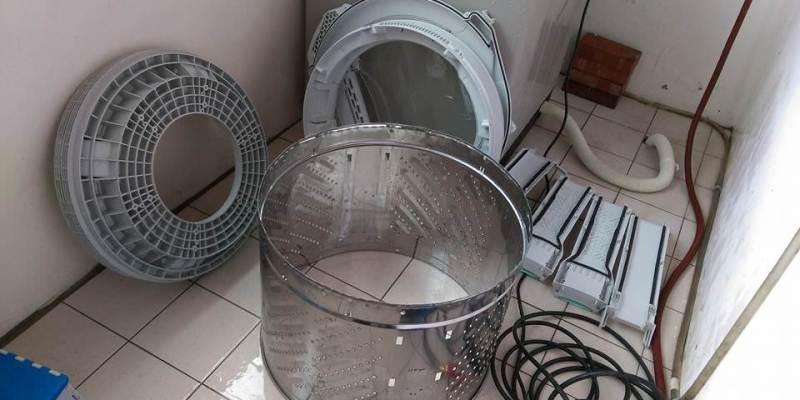 台北桃園基隆|賴師傅洗衣機清潔專家 清洗衣機冷氣機