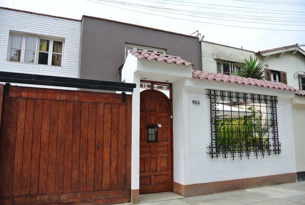 《南美》祕魯 Miraflores 旅館 B&B Tradiciones 家一般的溫馨