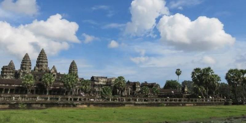 吳與倫比。柬埔寨。吳哥窟 Angkor Wat 同為世界遺產美景
