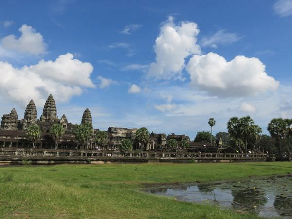 柬埔寨。Cambodia Angkor Wat 行前出發 停看聽