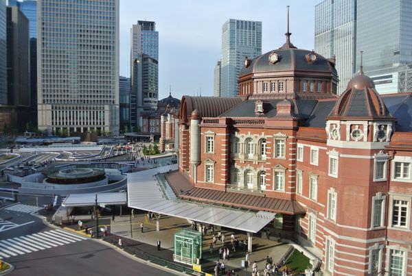 《日本》東京。東京車站。東京駅。沒來過東京車站別說來過東京!!