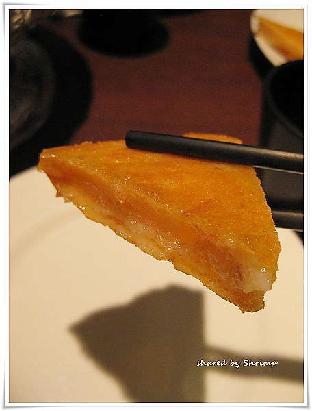 台北 金沙塔雲南泰式料理~甜點摩摩喳喳有菱角耶!NICE~