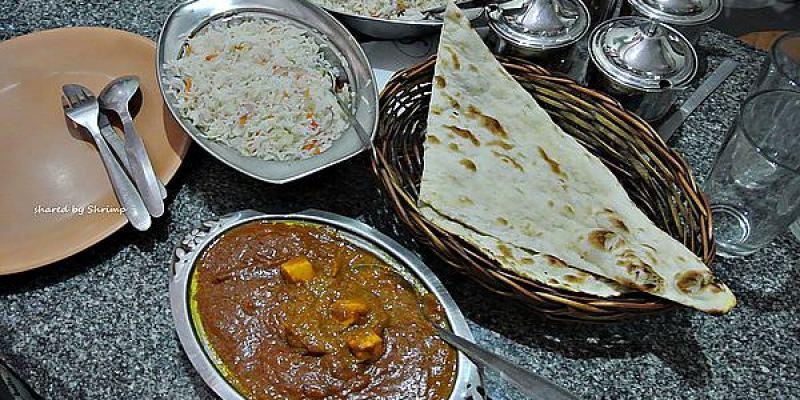 奇幻南印Day4 坦賈武爾 午餐 Sathars Restaurant 清爽炒飯配搶味的masala