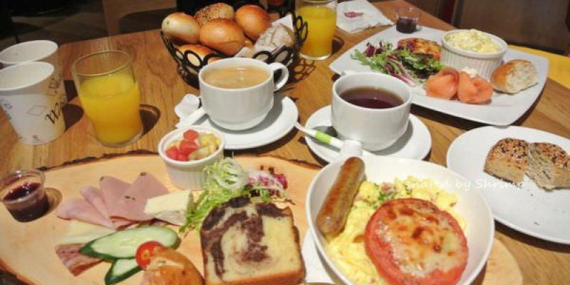 台北內湖 溫德 德式烘培餐館 綜合莓果果醬怎麼這麼吮指...
