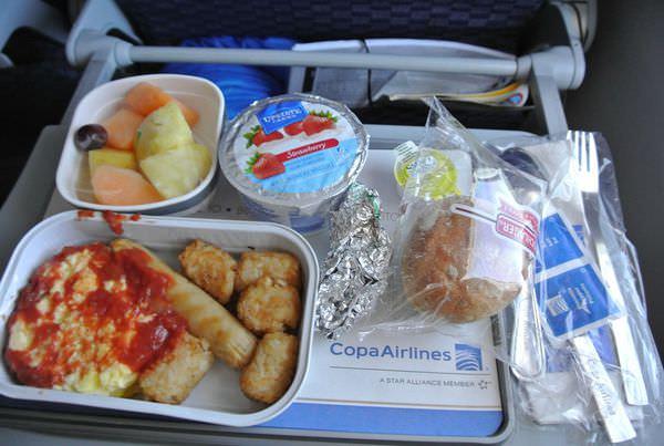 祕魯巴拿馬航空 COPA airlines 注意事項 第一段 LAX LIM