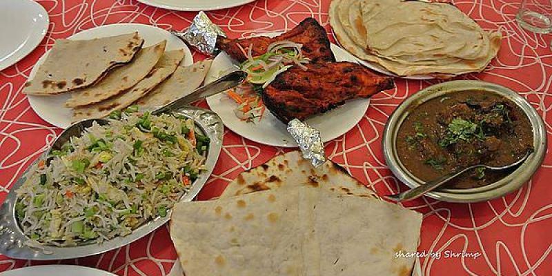 奇幻南印Day3 午餐 Pandia's A/C Multi Cuisine Restaurant