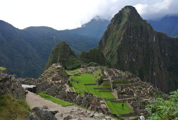 祕魯庫斯科印加古道兩天一夜 朝馬比丘前進 (1st Day下)