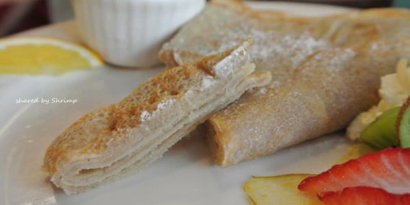台北東區 Fafa Voilà 法法小館 品嘗法式薄餅的首選餐館 薄餅兌換券被預訂拉!