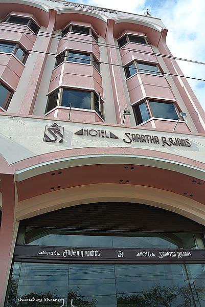 奇幻南印旅館系列 馬都萊 Hotel Saratha Rajans 啊呀有蚊子