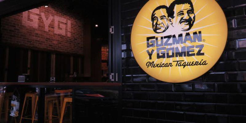 《澳洲》布里斯本 Guzman Y Gomez GYG 墨西哥捲餅 歐依系搜