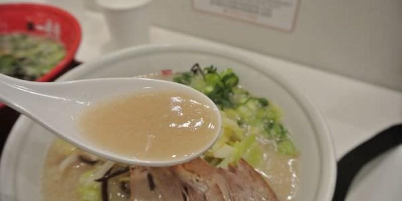 《日本》東京 晴空塔 一風堂 喝到一滴都不剩的白丸拉麵 讚