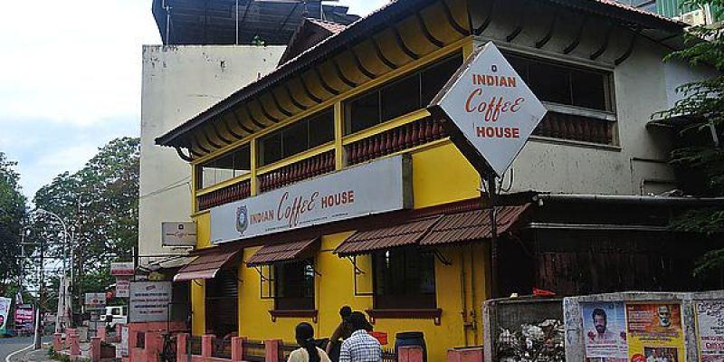 奇幻南印Day9 柯欽 Indian Coffee House 品嘗南印咖啡香