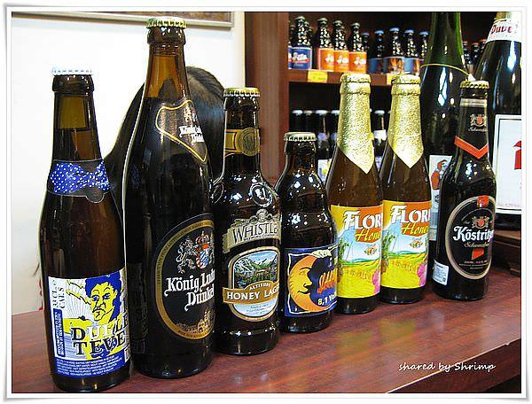 台南新營 Day2-比利時啤酒超市讓你目瞪口呆啊~