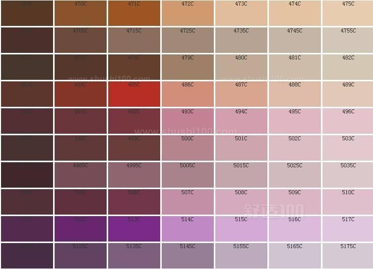 立邦漆色卡—立邦漆色卡對照表 - 舒適100網