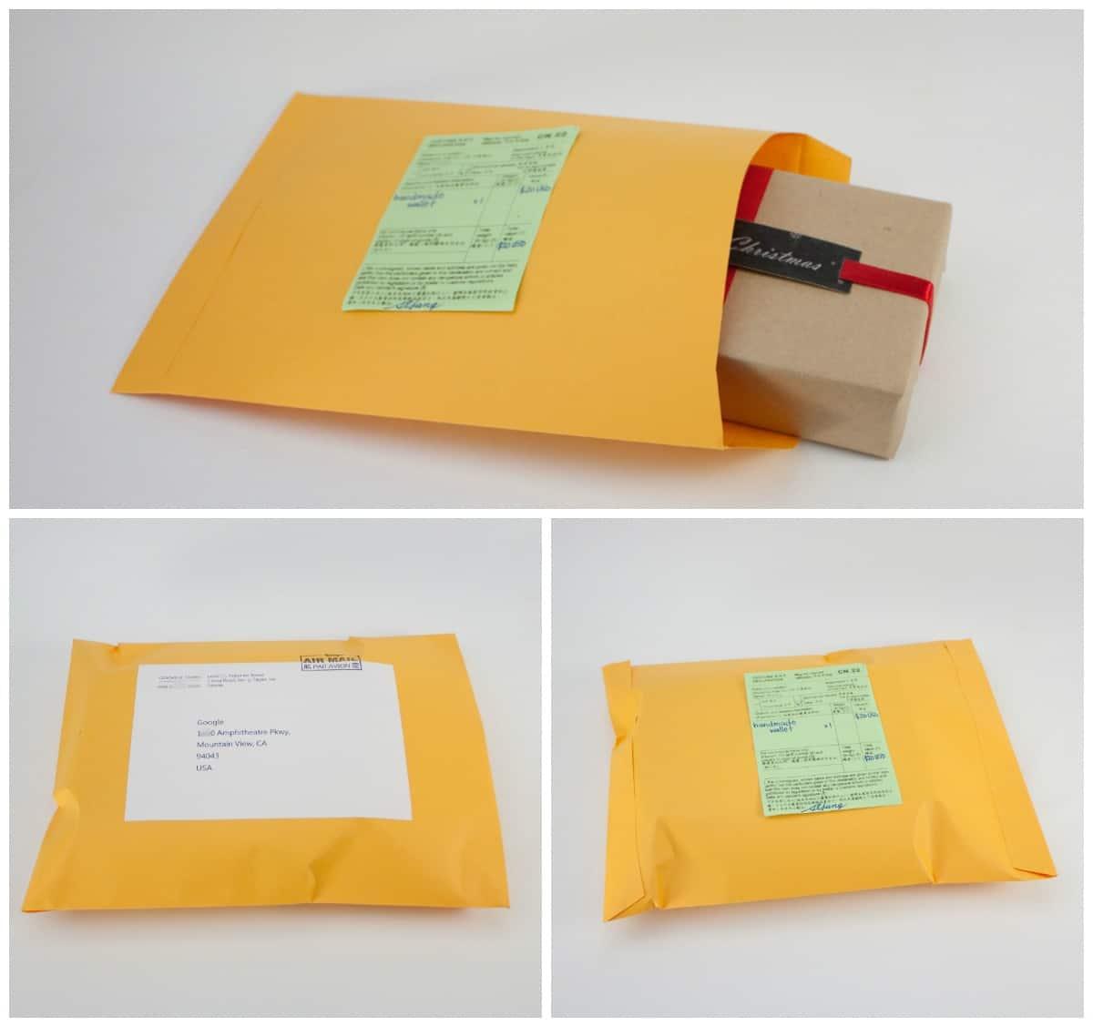 (分享) 從臺灣寄 國際郵件 / 國際小包裹 書寫與寄送方式 | 歐的樂星球