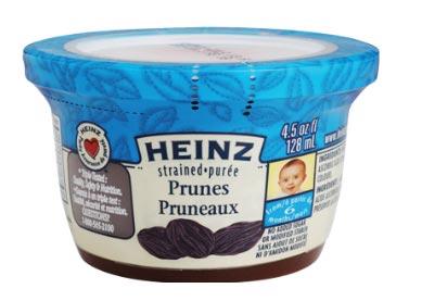 HEINZ Prunes