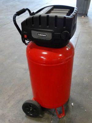 Used 51601 Husky 516051 33 Gallon Compressor