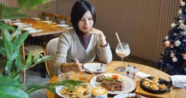 新竹美食│EISEN bistro 艾昇小館。全新裝潢創意料理,用筷子吃西餐!巨城周邊美食*