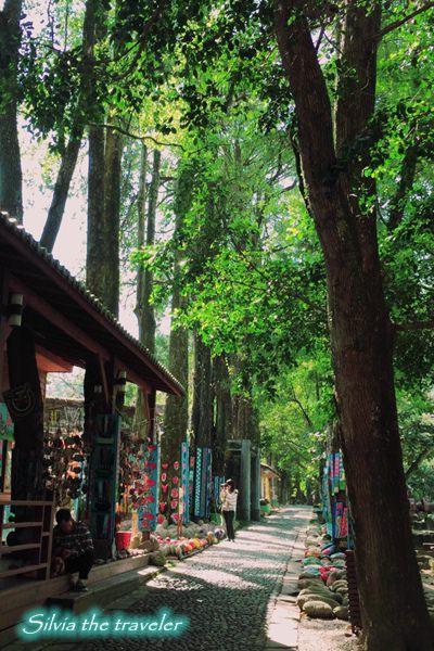 埔里【牛耳藝術渡假村】─ 來趟沉浸藝術與綠意之中的小旅行