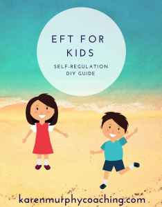 By locating and tapping on upper body acupressure points while focusing  stressful experience or memory we bring calming response to the also eft for kids pdf giveaway karen murphy coaching rh karenmurphycoaching