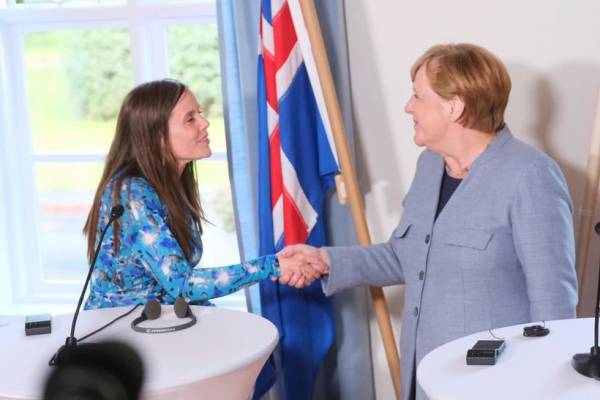 Berhasil Tangani Corona, Ini Fakta PM Islandia Katrin Jakobsdottir yang Bikin Dia Terlihat Keren