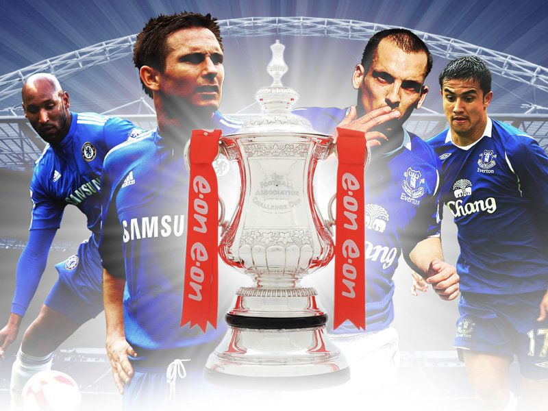 One things for sure, the ribbons on the Cup will be blue and white...