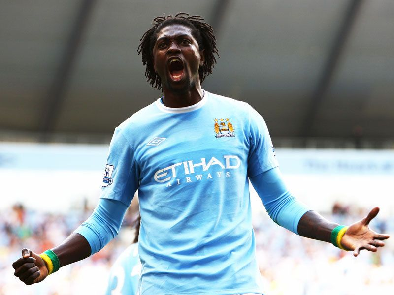 Adebayor, off to a flyer... but for how long?