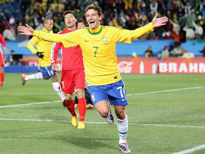 Brazil 2 North Korea 1